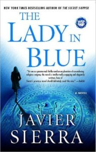 The Lady in Blue by Javier Sierra