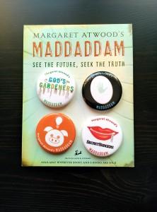 MaddAddam Buttons