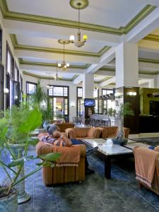 Ambos Mundos Hotel - Lobby