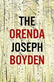 The Orenda by Joseph Boyden