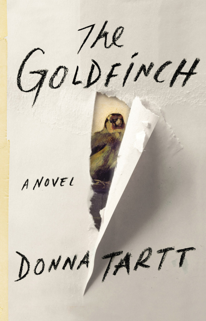 The Goldfinch novel  Wikipedia