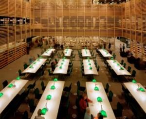 Grande Bibliothèque Reading Room