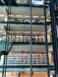 Grande Bibliothèque Levels