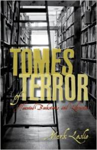 Tomes of Terror by Mark Leslie
