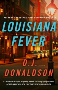 Louisiana Fever by DJ Donaldson
