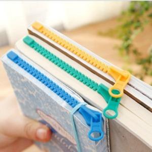 Zipper Bookmarks