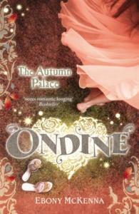 The Autumn Palace by Ebony McKenna