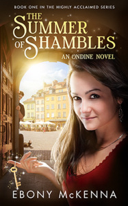 The Summer of Shambles by Ebony McKenna