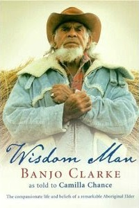 Wisdom Man by Camilla Chance