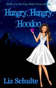 Hungry Hungry Hoodoo by Liz Schulte