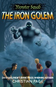 Monster Squad: The Iron Golem by Christian Page
