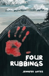 Four Rubbings by Jennifer L. Hotes