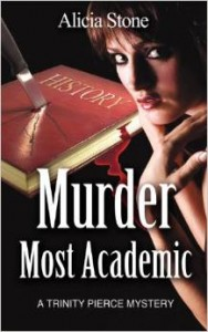 Murder Most Academic by Alicia Stone