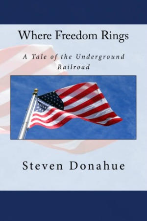 Where Freedom Rings by Steven Donahue