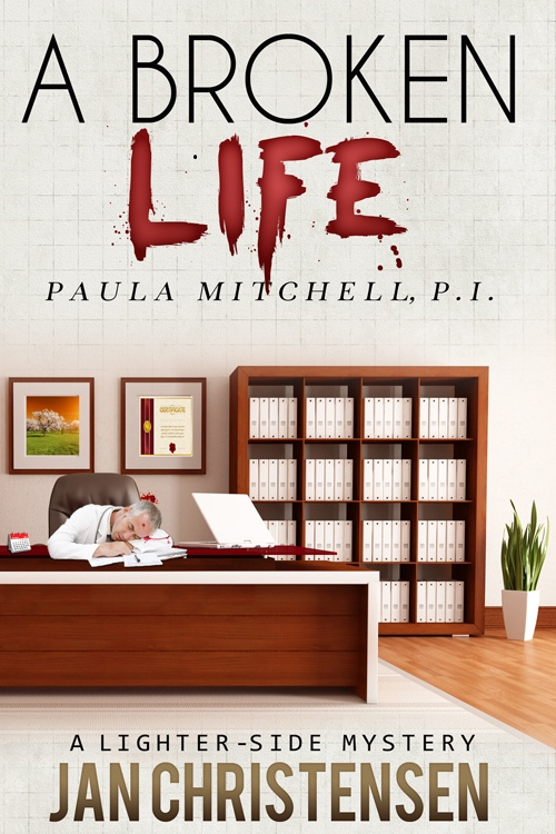 A Broken Life by Jan Christensen