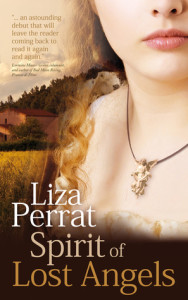 Spirit of Lost Angels by Liza Perrat