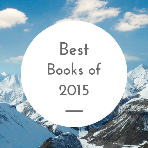 Best Books of 2015