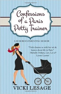 Confessions of a Paris Potty Trainer by Vicki Lesage