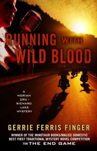 Running With Wild Blood by Gerrie Ferris Finger