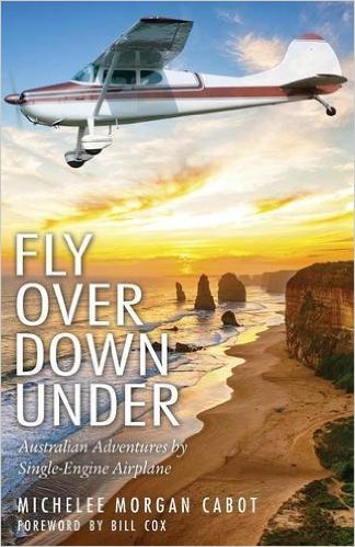 Fly Over Down Under by Michelee Morgan Cabot