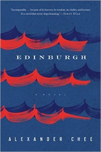 Edinburgh by Alexander Chee