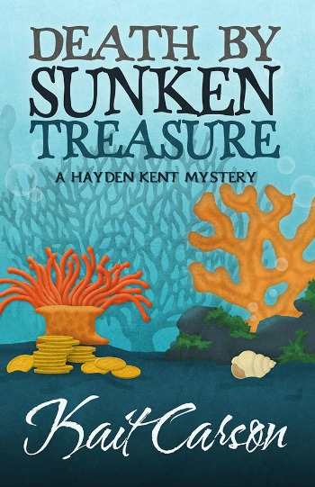 Death by Sunken Treasure by Kait Carson