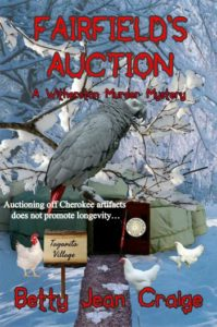 Fairfield's Auction by Betty Jean Craige